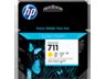 HP 711 sárga tintapatron eredeti tripla csomag CZ136A T120 T125 T130 T520 T525 T530 3x29 ml