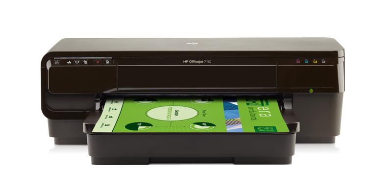 HP CR768A Officejet 7110 A3+ Wide Format tintasugaras nyomtató - a garancia kiterjesztéshez végfelhasználói regisztráció szükséges!