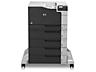 HP D3L10A Color LaserJet Enterprise M750xh színes hálózati duplex nyomtató