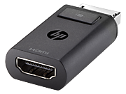 HP F3W43AA DisplayPort – HDMI 1.4 adapter