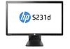 HP F3J72AA EliteDisplay S231d 58,4 cm (23 hüvelykes) IPS LED BLU noteszgépdokkoló monitor (ENERGY STAR)