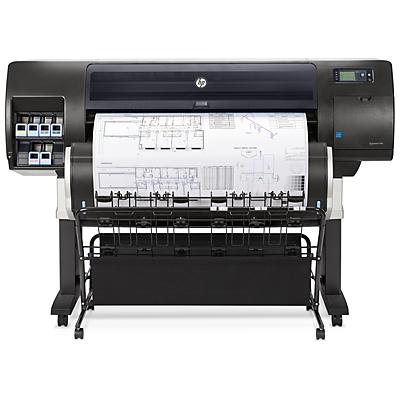 Velkoformátová tiskárna HP Designjet T7200