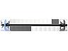 HP L4R66A Designjet 36 hüvelykes orsó