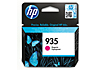 HP 935 bíbor tintapatron eredeti C2P21AE OfficeJet Pro 6230 6830 (400 old.)