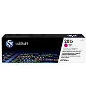 HP 201X High Yield Magenta Original LaserJet Toner Cartridge