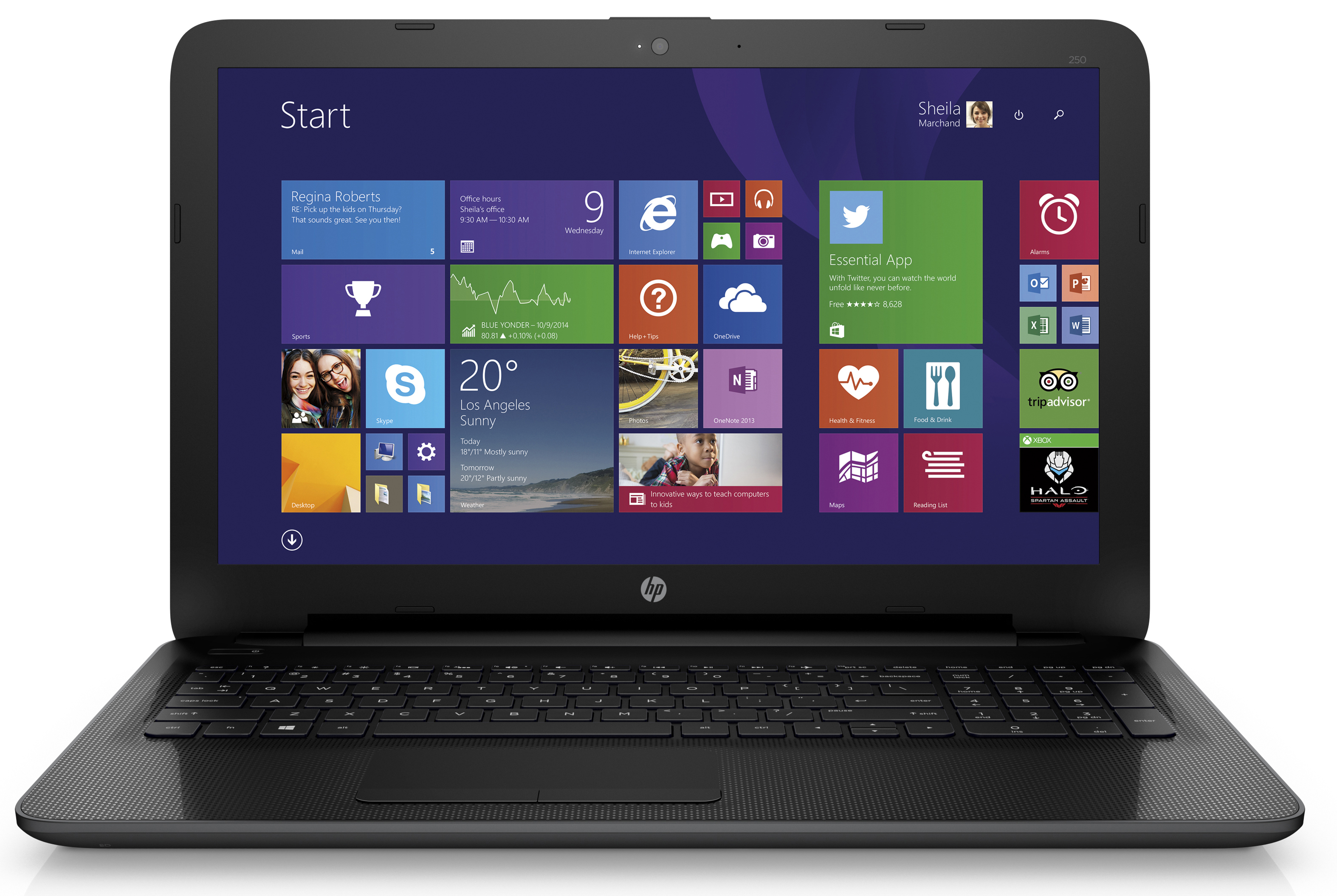Hp notebook x64-based pc - 3148x2111