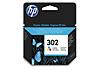 HP 302 háromszínű tintapatron eredeti F6U65AE DJ 1110 2130 3630 OfficeJet 3830 4650 Envy 4520 (165 old.)