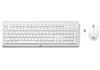 HP C2710 M7P30AA kombinált fehér billentyűzet + egér