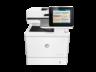 HP B5L47A Color LaserJet Enterprise M577f színes többfunkciós hálózati duplex nyomtató másoló szkenner fax - a garancia kiterjesztéshez végfelhasználói regisztráció szükséges!