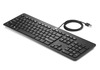 HP N3R87AA USB Slim Business Keyboard