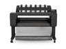 HP L2Y22B DesignJet T930 36 hüvelykes PostScript nyomtató titkosított merevlemezzel