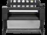 HP L2Y22A DesignJet T930 36 hüvelykes PostScript nyomtató