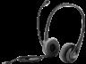 HP T1A66AA 3,5 mm-es sztereó mikrofonos fejhallgató
