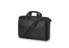 HP P6N25AA 43,9 cm-es fekete bőr felültöltős táska
