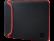 HP V5C30AA 39,62 cm-es (15,6 hüvelykes) fekete/piros neoprén tok