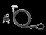 HP T0Y14AA Essential kulcsos kábelzár