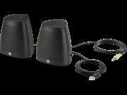 HP V3Y47AA S3100 fekete USB-hangszóró akció a készlet erejéig