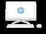 """HP 4UJ10EA 22-c0001nn AiO 21.5"""" NonTouch CI3/8130U 8GB 128GB SSD + 1TB Intel HD FreeDOS fehér nem érintőképernyős All-in-One számítógép / PC"""