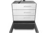 HP G1W45A PageWide Enterprise 3x500 lapos papírtálca és állvány