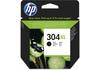 HP 304XL N9K08AE fekete eredeti tintapatron DeskJet 2620 2630 3720 3730 (300 old.)