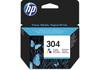 HP 304 N9K05AE háromszínű eredeti tintapatron DeskJet 2620 2630 3720 3730 (100 old.)