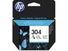 HP 304 háromszínű tintapatron eredeti N9K05AE DeskJet 2620 2630 3720 3730 (100 old.)
