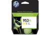 HP 953XL sárga tintapatron eredeti F6U18AE OfficeJet  7730 7740 8210 8218 8710 8715 8720 8725 8730 (1600 old.)