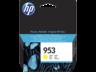 HP 953 sárga tintapatron eredeti F6U14AE OfficeJet 7730 7740 8210 8218 8710 8715 8720 8725 8730 (700 old.)