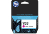HP 953 bíbor tintapatron eredeti F6U13AE OfficeJet 7730 7740 8210 8218 8710 8715 8720 8725 8730 (700 old.)