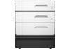 HP P0V04A PageWide Pro 2x500-sheet papírtálca és állvány