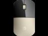 HP X7Q43AA Z3700 arany vezeték nélküli egér