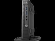 HP 260 G2 DM 2KL52EA CI3/6100 4GB 256GB SSD NOOPT W10P mini asztali számítógép / PC