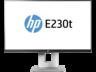 HP W2Z50AA EliteDisplay E230t 58,42 cm-es (23 hüvelykes) érintőképernyős 1920x1080@60Hz monitor