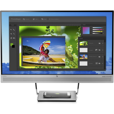 HP EliteDisplay S240uj 23.8 英吋 USB-C 無線充電顯示器