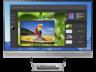 HP T7B66AA EliteDisplay S240uj 60,45 cm-es (23,8 hüvelykes) monitor USB-C csatlakozóval és vezeték nélküli töltési funkcióval