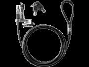 HP T1A64AA 10 mm-es kétfejes kulcsos kábelzár