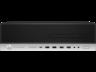HP EliteDesk 800 G3 SFF 1KB27EA CI5/7500 8GB 256GB W10P kis helyigényű számítógép / PC