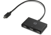 HP Z6A00AA USB-C to USB-A Hub