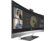HP V4G46AA EliteDisplay S340c 86,36 cm-es (34 hüvelykes) ívelt monitor
