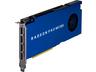 HP Z0B14AA AMD Radeon Pro WX 7100 8 GB grafikus kártya