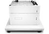 HP P1B12A Color LaserJet 1 x 550/2000-Sheet nagy kapacitású adagoló és állvány