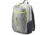 HP 1LU23AA Active 39,62 cm-es (15,6 hüvelykes) hátizsák (szürke/neonsárga)