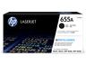 HP 655A CF450A fekete eredeti LaserJet tonerkazetta M652,M653,M681,M682