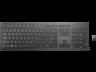 HP Z9N41AA prémium vezeték nélküli billentyűzet - csak angol lokalizáció!