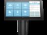 HP ElitePOS G1 Y6A77EA Retail System Model 141 3965U 4GB 128GB SSD WIN10