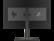 HP Z23n G2 1JS06A4 58,4 cm-es (23 hüvelykes) IPS kijelző