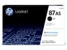HP CF287AS 87AS fekete eredeti LaserJet M501 M506 M527 tonerkazetta (6000 old.)