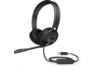 HP 1NC57AA 500 USB-s mikrofonos fejhallgató