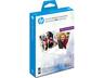 HP W2G60A Social Media Snapshots cserélhető, öntapadós fotópapír – 25 lap/10 x 13 cm