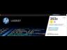 HP 203X CF542X nagy kapacitású sárga eredeti LaserJet M254 M280 M281 tonerkazetta (2500 old.)